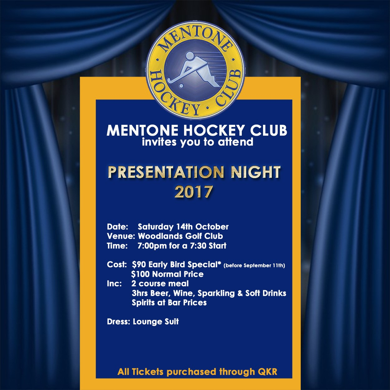 MHC 2017 Presentation Night invite